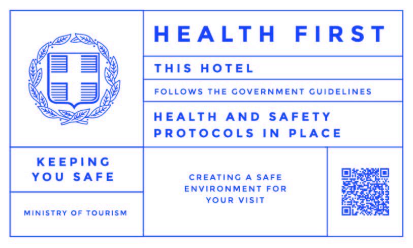 hotel menelaion covid19 certificates