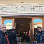 ο Ολυμπιακός στη Σπάρτη στο ξενοδοχείο Μενελάιον στην έξοδο