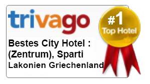 trivago - Bestes City Hotel (Zentrum), Sparti Lakonien Griechenland